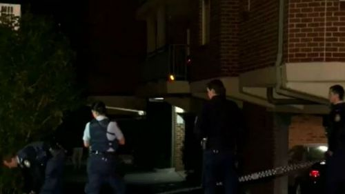 It's believed the teenager was stabbed during a brawl with a group of men. (9NEWS)