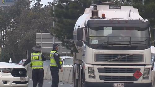 Gold Coast truckies