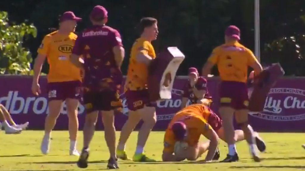 "New Warriors signing Matt Lodge lifts lid on 'weird"" Brisbane Broncos exit"