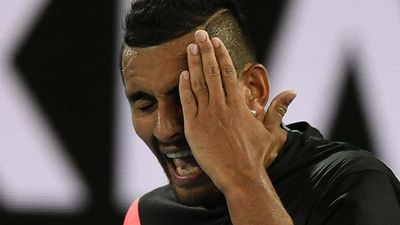 Kyrgios out, Dimitrov through to Australian Open quarter-final
