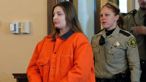 She was sentenced to life in jail without parole.