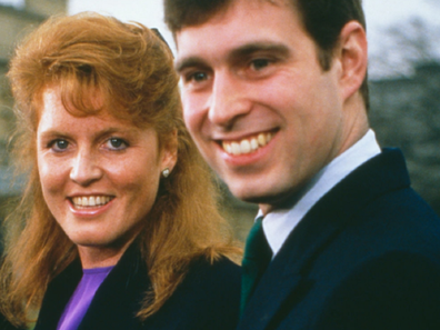 Prince Andrew had to wait for Her Majesty's permission before announcing his engagement.