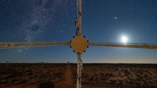 190628 CSIRO Australian scientists locate radio wave bursts 3.6 billion light years away science technology space news Australia