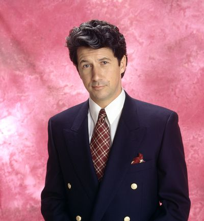 Charles Shaughnessy as Maxwell Sheffield: Then