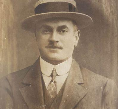 Daniel Radcliffe's great-grandfather Samuel Gershon