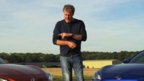 Jeremy Clarkson accused of using N-word