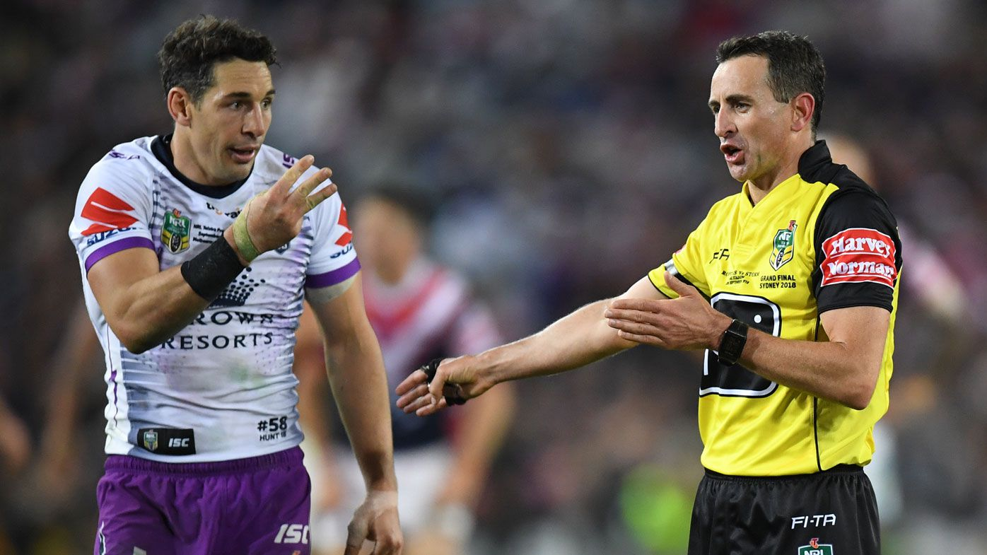NRL referees threaten strike action if pay demands aren't met