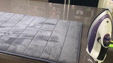 Kmart hack makes ironing easier