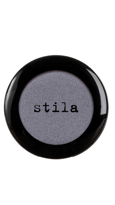 "<a href=""http://mecca.com.au/stila/eye-shadow-compact/V-011379.html?cgpath=makeup-eyes-eyeshadow#start=1"" target=""_blank"">Eye Shadow Compact in Pewter, $26, Stila.</a>"