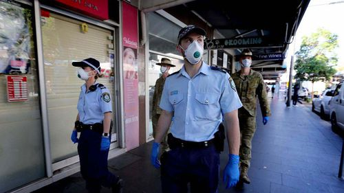 The ADF is being mobilised in each state and territory to help police officers enforce strict quarantine measures on new arrivals into the country.