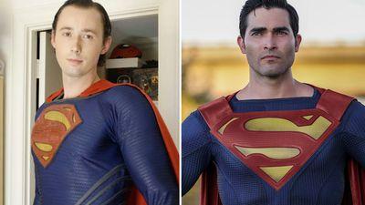 James: Tyler Hoechlin as Superman