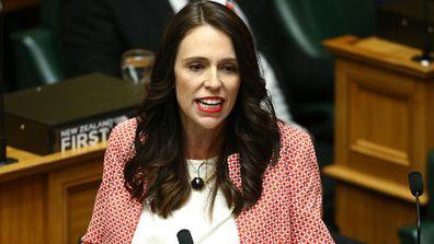 Jacinda Ardern speech in parliament 18 May 2018