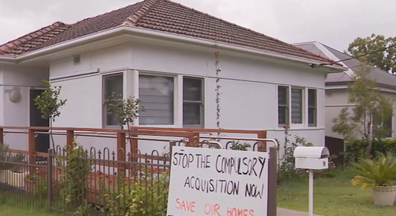 The lack of notice has been slammed by home-owners.