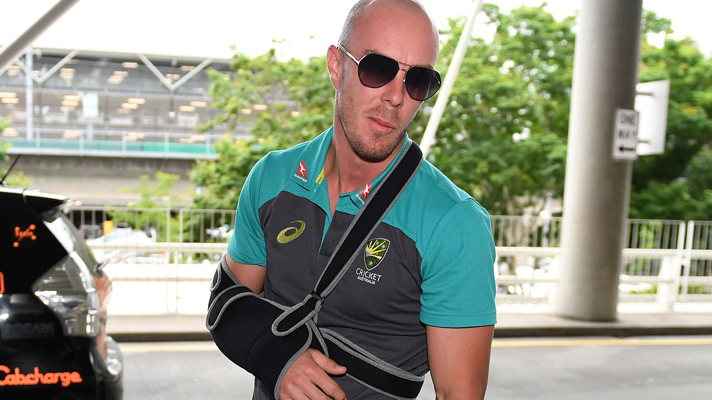 Lynn avoids surgery on T20 shoulder injury