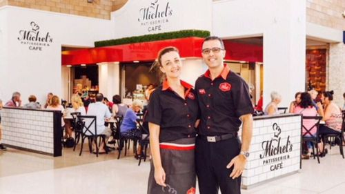 Robert Verni operated a Michel's Patisserie before it went bust.