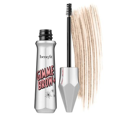 "<p><a href=""https://www.sephora.com.au/products/benefit-cosmetics-gimme-brow-plus/v/shade-01?gclid=CjwKCAjwp7baBRBIEiwAPtjwxGYlGLd9jsWohLbNJ-MZli8QIJV7uiblOGeLBMp9XYrZOJxcaYxp1BoCCu0QAvD_BwE&dxid=d3290598-1ea8-1531886398&dxgaid=XY-5ec7c7dee979653af"" target=""_blank"" title=""Gimme Brow + Volunising Eyebrow Gel, $40"" draggable=""false"">Gimme Brow + Volunising Eyebrow Gel, $40</a></p> <p>""Keep your brows natural and not too overdrawn - create a natural shape with a pencil and choose a shade a few colours lighter than your brows,""  Baker told us.</p> <p>""This creates a natural look without being heavy.""</p>"