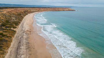 Maslin Beach in South Australia