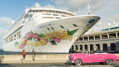 Cuba cruise ship ban