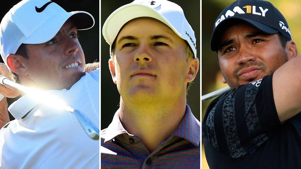 Golf's top three go head to head in Miami