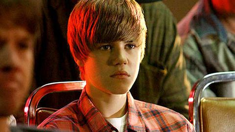 Justin Bieber tanks on CSI