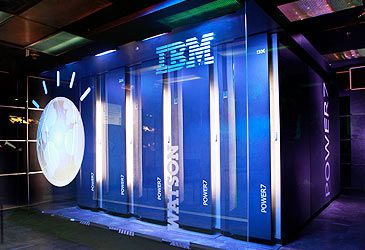 Daily Quiz: Watson was built to compete on which quiz show?