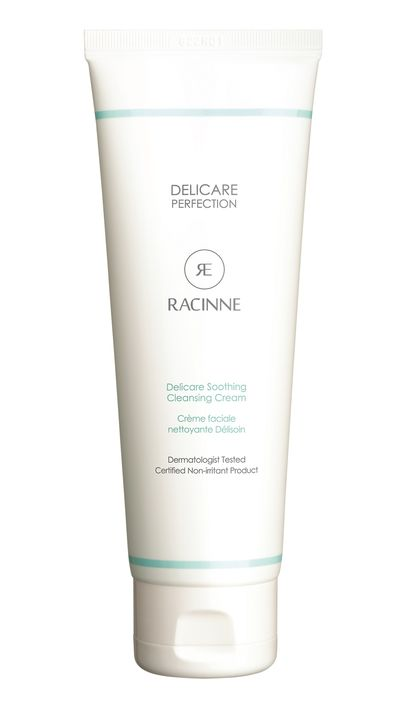 <p>#1 Delicare Perfection Soothing Cleanser, $31, Racinne</p>
