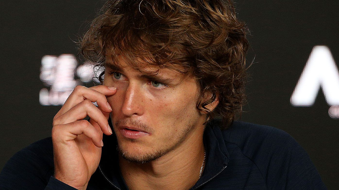 'Very sad': Alexander Zverev breaks silence on explosive domestic violence allegations