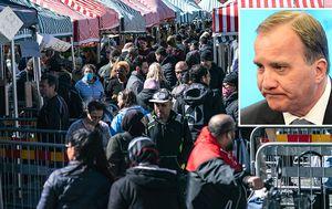 Swedish PM insists coronavirus prevention policy 'wasn't soft'