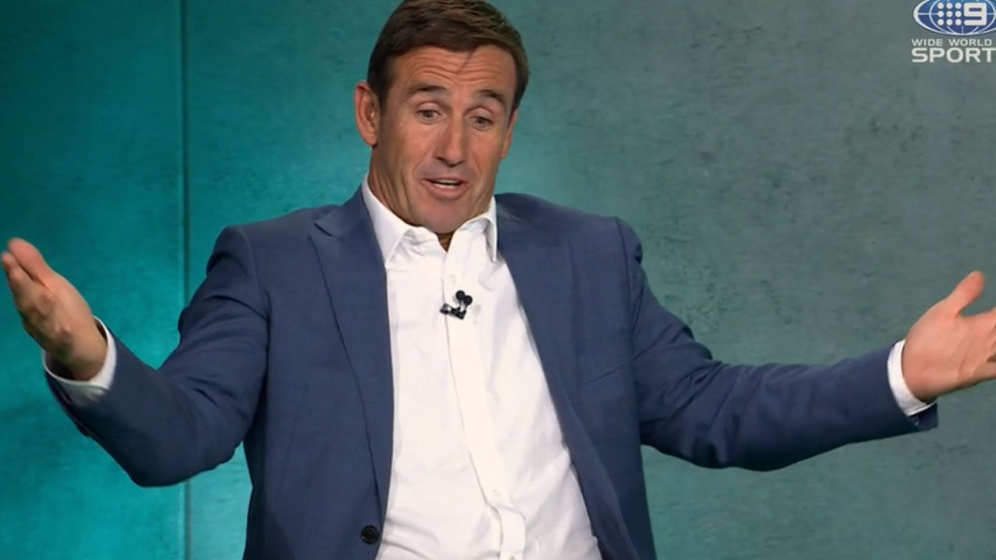 'They can trot out whatever spin and BS they want': Joey hits the crisis alarm as NRL crackdown rolls on
