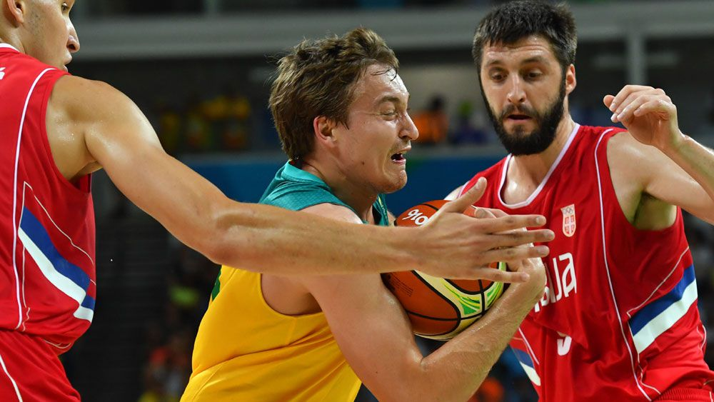 Rio Olympics: Boomers annihilated in semi-finals by Serbia