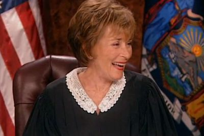 """<b>Judge Judy Perfect Put-down:</b> """"I almost forgot how entertaining this could be."""""""