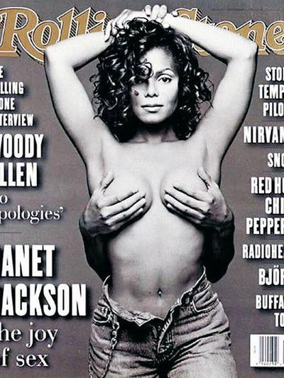 <p>Janet Jackson, 1993<em></em></p>
