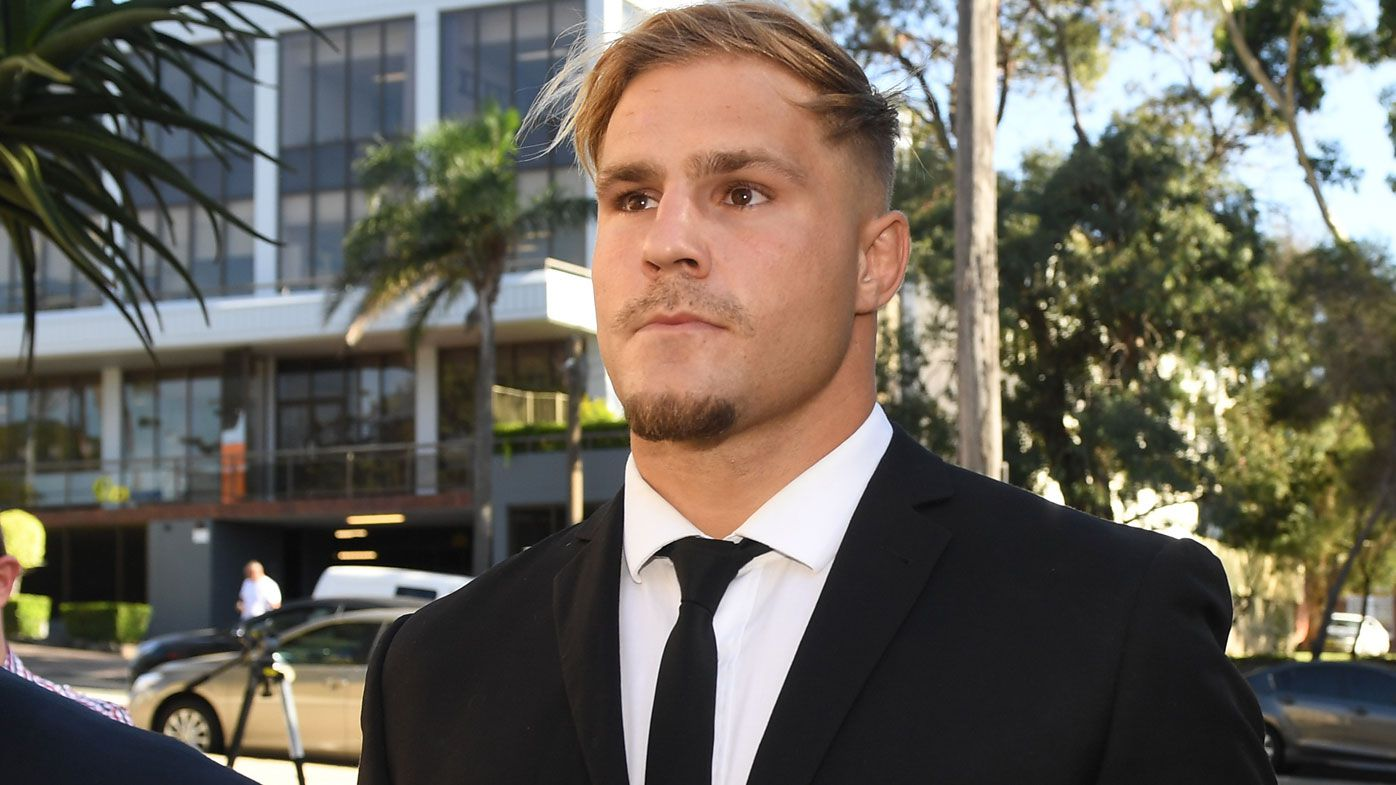 NRL: St George Illawarra forward Jack de Belin ruled out of Newcastle Knights trial match