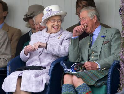 <p>The Queen is known for her wicked sense  of humour</p>