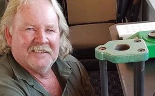 Wentworth Shire deputy mayor Paul Cohrs, 58, is the man suspected of killing his mum and brother.