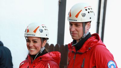 The royals have five stops on their Wales trip aimed at increasing mental health awareness. (Getty)