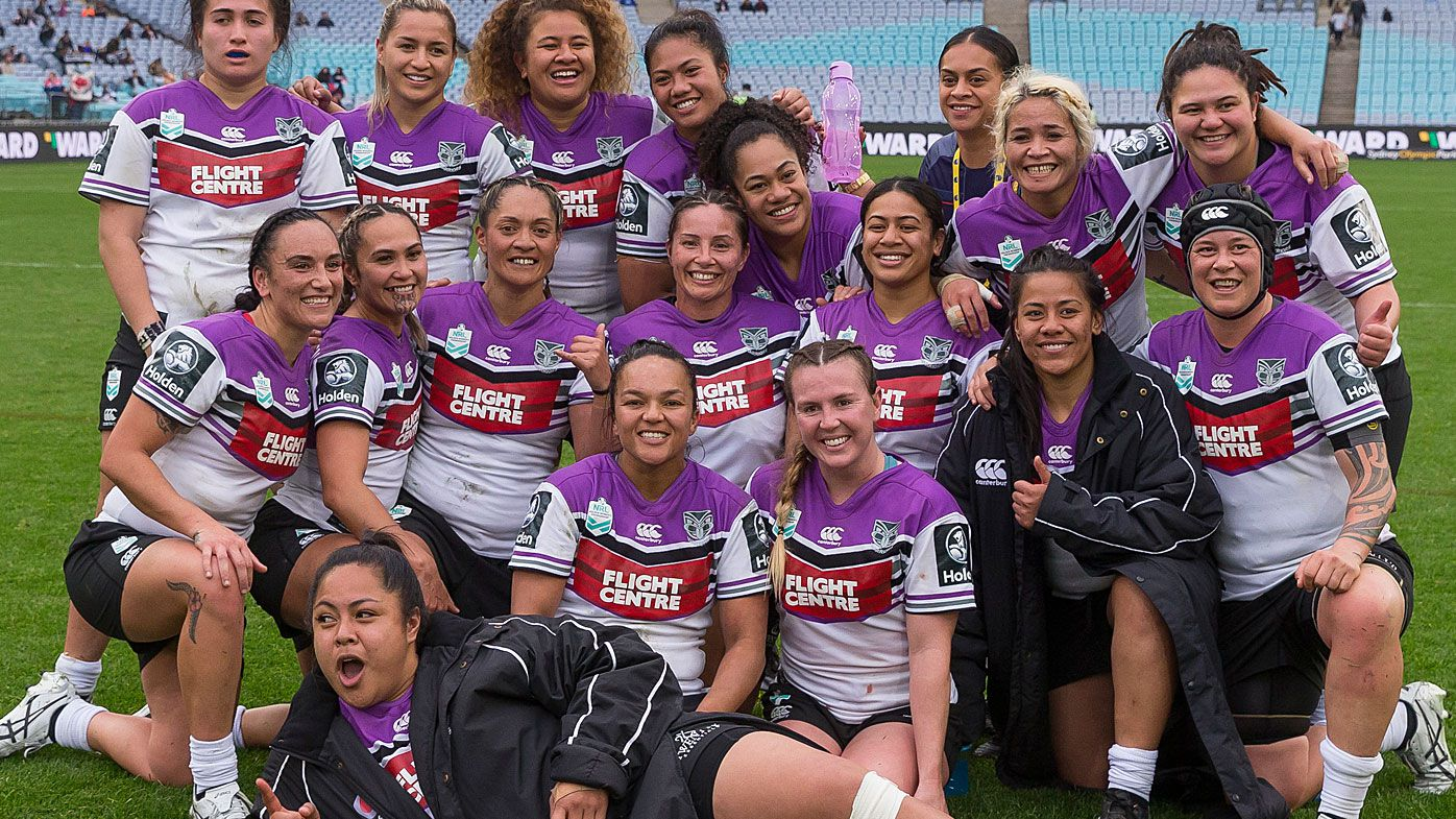 New Zealand Warriors win first NRL Women's premiership match