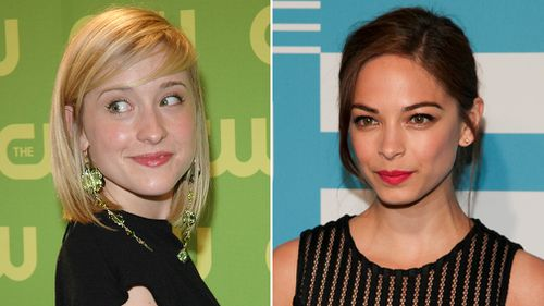 Mack, 34, allegedly worked alongside former co-star Kristin Kreuk to recruit other women into the cult. (Getty)