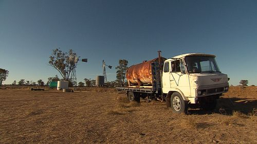 "Farmers say the drought has become ""catastrophic""."