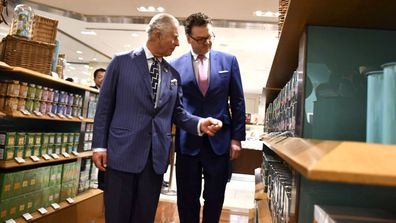 Prince Charles Japan Royal Tour 3