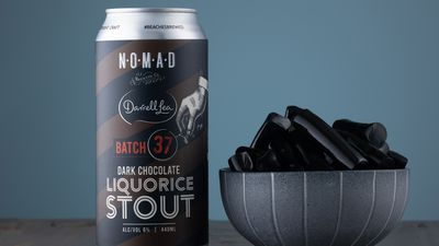 Chocolate liquorice beer is here for Father's Day