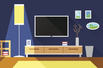 An hour before sleep: Wind down TV time