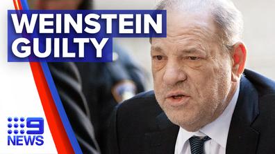 Harvey Weinstein convicted of sexual assault