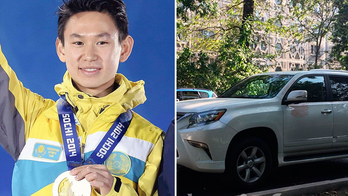 Olympic figure skating bronze medallist Ten stabbed to death in knife attack