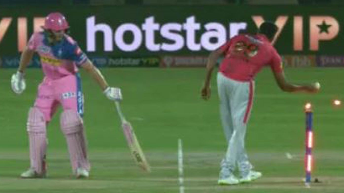 Ravi Ashwin Mankads Jos Buttler in IPL, sparking outrage across cricket