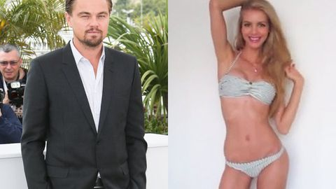 Leonardo DiCaprio's new blonde Brazilian model Kat Torres confirms relationship