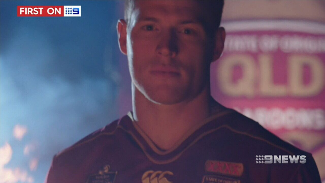 Glasby talks about his Origin debut