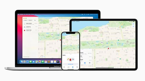 The Find My app will now be able to locate third party devices designed to work with the technology