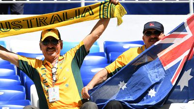 GALLERY:Aussies in do or die World Cup clash