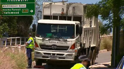 "Witnesses have described the scene as ""horrendous"" (9NEWS)"
